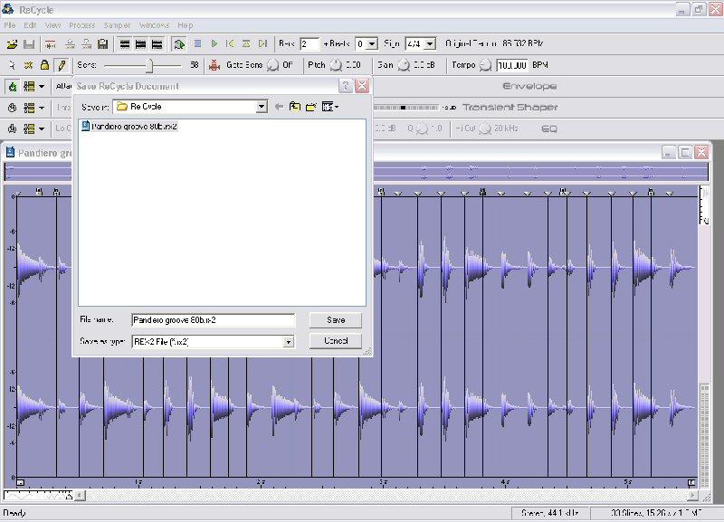 Programming natural sounding percussion parts
